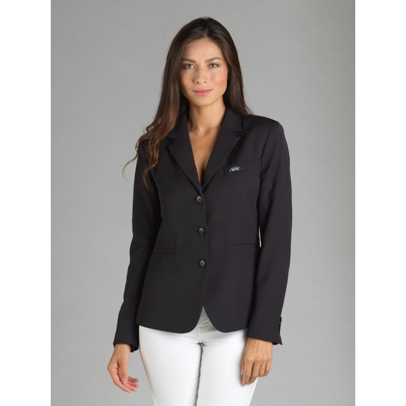 Naska Lady - Equestrian show jacket - For Woman - color Black