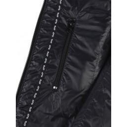 Collection Capsule - Modèle moon men - Edition limitée - Doudoune pour homme Couleur noir