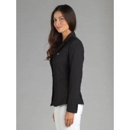 Naska Lady - Equestrian show jacket - For Woman - color Black