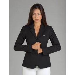 Naska Lady - Veste de concours équestre - Modèle femme - couleur noire