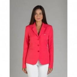Naska Lady - Veste de concours équestre - Modèle femme - couleur Rose Persan