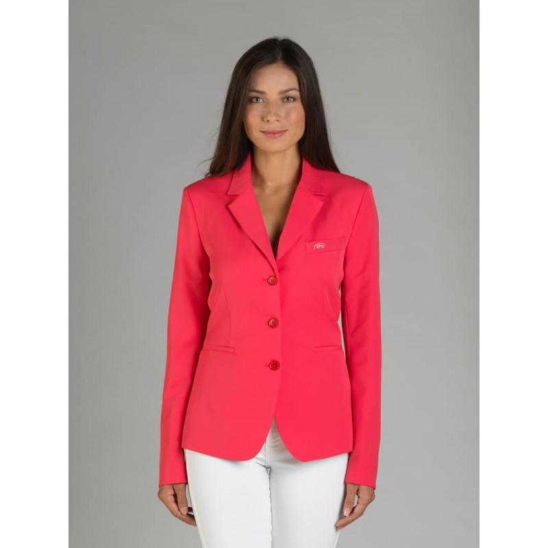 Naska Lady - Equestrian show jacket - For woman - Color Persian pink