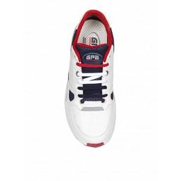Chaussure Puls'air couleur blanche