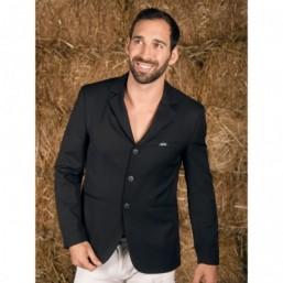 Naska Men - Veste de concours équestre - Modèle Homme - couleur noire