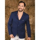 Naska Men - Equestrian show jacket - For man - Color Navy